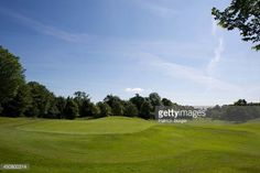 04-01 KILDARE, IRELAND - JUNE 17: General View of the 2nd green... #straffan: 04-01 KILDARE, IRELAND - JUNE 17: General View of… #straffan