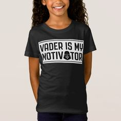 Vader Is My Motivator T-Shirt #star #wars #darth #vader #TShirt
