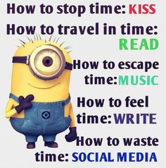 How to stop time | Minions Only