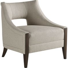 Piedmont lounge chair | Barbara Barry collection | Baker Furniture