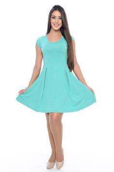 90ce663ac0 Loreto Tul Verde Jade Vestido de Dama de Honor Graduación Noche Swing 50s.  Ver más. Vestido B Bonnie Curto Barbara Verde Jade