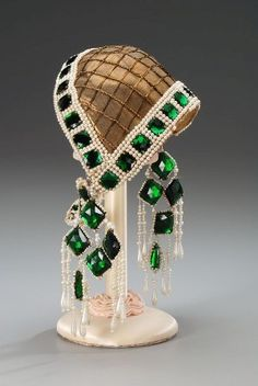 1920's headdress.