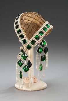 1920's headdress. @designerwallace