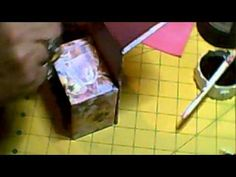 ▶ Handmade Trinket Box Tutorial, Final Part 3 - Jennings644 - YouTube