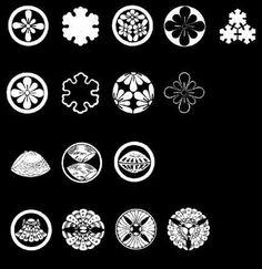 分銅紋 on 家紋World   家紋. 紋章. 仏