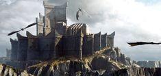 "daenerys-stormborn: ""Game of Thrones' Season 7 "" Game Of Thrones Dragons, Got Dragons, Game Of Thrones Tv, Game Of Thrones Funny, Mother Of Dragons, Game Of Trones, The Best Films, Environment Concept Art, Aesthetic Gif"