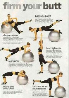 Nog meer bal oefeningen