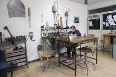 Ralph Bakker Atelier. He is hands down one of the finest goldsmiths and best designers out there today.