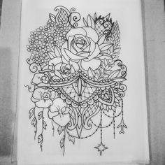 nice Top 100 lace tattoo - http://4develop.com.ua/top-100-lace-tattoo/ Check more at http://4develop.com.ua/top-100-lace-tattoo/