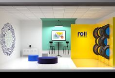 The Goodyear Tire & Rubber Company is giving customers a new way to buy and install tires. Goodyear Tires, Tyre Shop, Experiential Marketing, Retail Concepts, Retail Space, Shop Interior Design, Showroom, Interior And Exterior, Bean Bag Chair