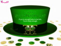 Happy St Patricks Day Greetings Picture Celebration Patty Day Image Irish Card Photo