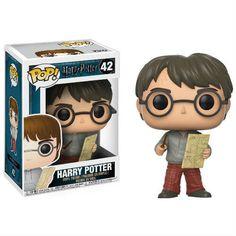 #HarryPotter Harry with #MaraudersMap Pop! Vinyl Figure