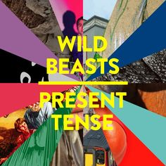 Wild Beasts CD cover