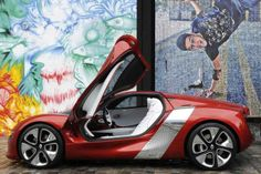 Alpine Renault concept