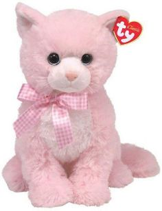 Retired 1636  Ty Classic - Duchess - Pink Cat - gt  BUY IT NOW · Cat Beanie  BabyTy ... 278fa62202c1