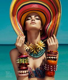 Are you accessorizing at the beach this summer?
