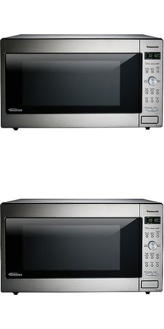 Microwave Ovens 150138 Panasonic 2 Cu Ft Oven Stainless It