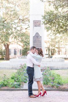 Beautiful southern session! | Charlotte wedding, Charlotte wedding vendors, engagement, engagement session, NC wedding, NC wedding vendors | Photography @KEPhotoCLT