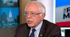 Sanders goes against Democrats in Virginia race