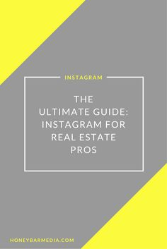 How real estate agents can use Instagram real estate marketing to get leads, sales, and referrals from social media.