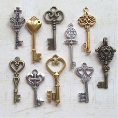 Vintage Keys!