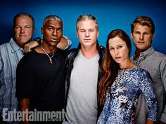 San Diego Comic-Con 2014 Adam Baldwin, Charles Parnell, Eric Dane, Rhona Mitra, and Travis Van Winkle, The Last Ship