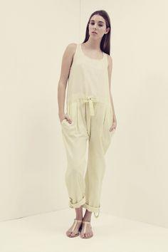 #luxuryavenue #alexiaulibarri DAISY  Cotton jumpsuit