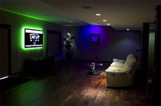 how look your room with Led Strip Light RGB?