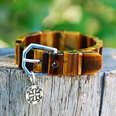 I NEED this bracelet!!!  Charay Tiger Eye (Will Ship April 1) – Rustic Cuff