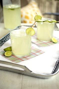 Classic Limeade Recipe. Tart, sweet, and very easy to make. ‪#‎recipe‬ ‪#‎limeade‬ ‪#‎summer‬