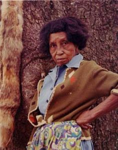 Clementine Hunter (Dec 1986 - Jan 1 1988) was the first black artist to have a solo exhibition at what is now the New Orleans Museum of Art in Louisiana