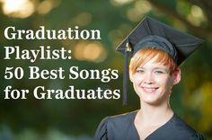 Customize a graduation playlist using these rock, pop, RB, and country favorites. Choose from songs that uplift and encourage, reflective graduation songs and bittersweet songs that say goodbye. Preschool Graduation Songs, High School Graduation Quotes, 5th Grade Graduation, College Graduation Parties, Graduation Party Planning, Graduation Celebration, Graduation Ideas, Graduation Caps, Grad Cap