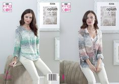 Buy from an excellent range of King Cole knitting patterns. Deramores stocks a huge selection of King Cole patterns for adults, children and babies. Baby Patterns, Knitting Patterns, Long Sleeve Tops, Long Sleeve Shirts, Create Shirts, King Cole, Digital Pattern, Lady, Raspberry Ripple