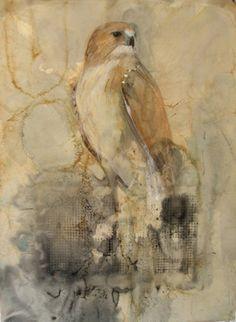 Jane Rosen - Drawings- Amber