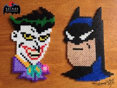 Batman vs The Joker by RockerDragonfly on DeviantArt