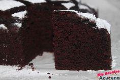 Bizcocho de Chocolate sin huevo. Desserts, Food, Sweet Desserts, Pastries, Cookies, Tasty, Tailgate Desserts, Deserts, Essen