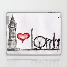 Imagen de london, love, and Big Ben Westminster, Big Ben, Orlando, London Postcard, London Drawing, Image Beautiful, Beautiful Places, Beautiful Pictures, Facebook Timeline Covers