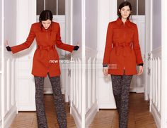 Nuevo lookbook Zara Woman otoño 2014 http://www.estendencia.es/lookbook/nuevo-lookbook-woman-zara-otono-2014/