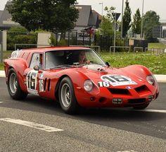 Crazy Ferrari 250 gto