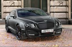 Bentley Continental GT Bullet by TopCar