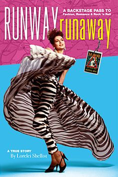 "The book ""Runway RunAway"" by Lorelei Shellist."