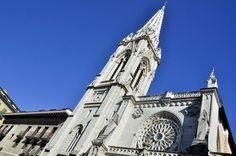 Catedral de Santiago. To learn more about #Bilbao   #Rioja, click here: http://www.greatwinecapitals.com/capitals/bilbao-rioja