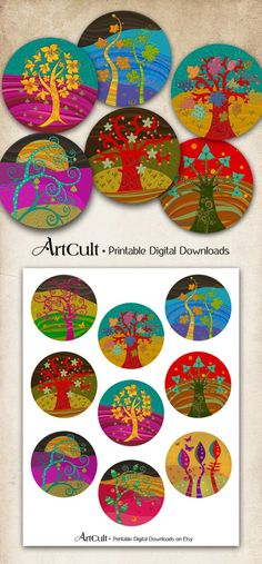 Arts And Crafts Projects Refferal: 9194493690 Cd Crafts, Arts And Crafts Projects, Scrapbooking Vintage, Art And Craft Design, Art File, Dot Painting, Art Lessons, Painted Rocks, Cd Diy