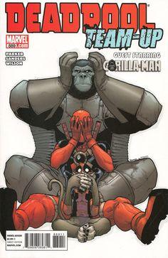 deadpool team up covers   Deadpool Team-Up Vol 1 889 - Marvel Comics Database