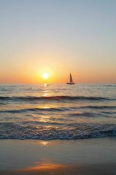 St. Pete Beach at Sunset