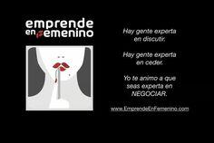 #emprendeenfemenino #emprendedoras #experta #tipsparaelexito #marketing #elartedenegociar #negociadora