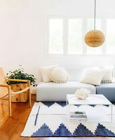 Living room texture
