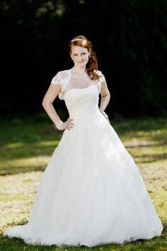 ♥ Brautkleid französischer Designer Eglantine creation ♥  Ansehen: https://www.brautboerse.de/brautkleid-verkaufen/brautkleid-franzoesischer-designer-eglantine-creation/   #Brautkleider #Hochzeit #Wedding