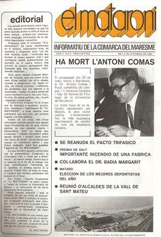 El Mataróní (1981). Completa. Informació general