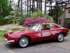 1963 Studebaker Avanti R2 Maintenance/restoration of old/vintage vehicles: the material for new cogs/casters/gears/pads could be cast polyamide which I (Cast polyamide) can produce. My contact: tatjana.alic@windowslive.com